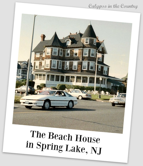 The Beach House in Spring Lake New Jersey