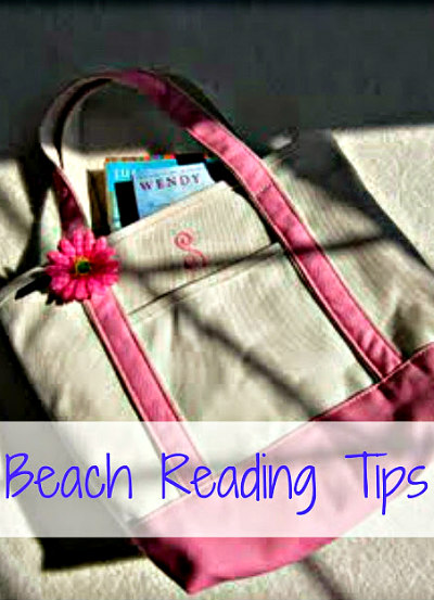 Beach Reading Tips