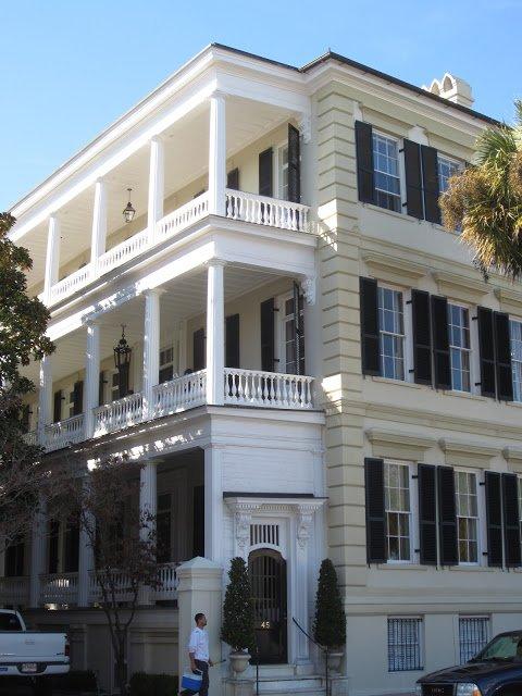 Charleston Homes…Beautiful Exteriors!