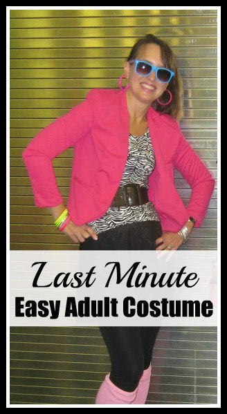 Family Friendly Adult Costume