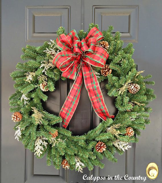 Ideas for Decorating Wreaths for Christmas