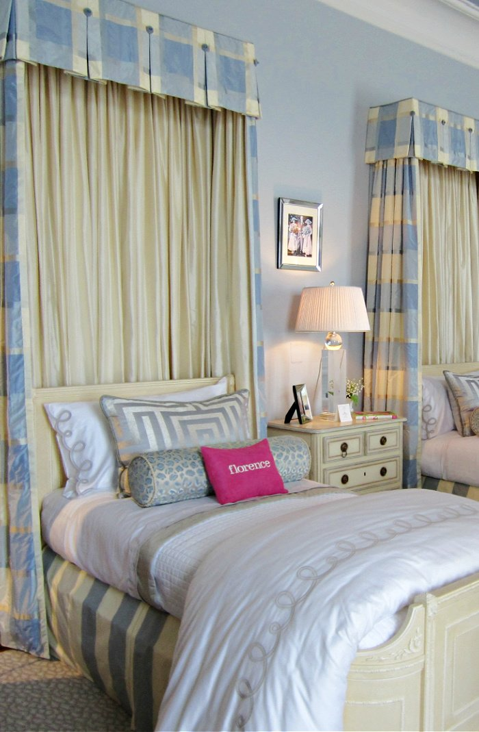 A Dream Bedroom for Girls (from a Designer Showhouse)