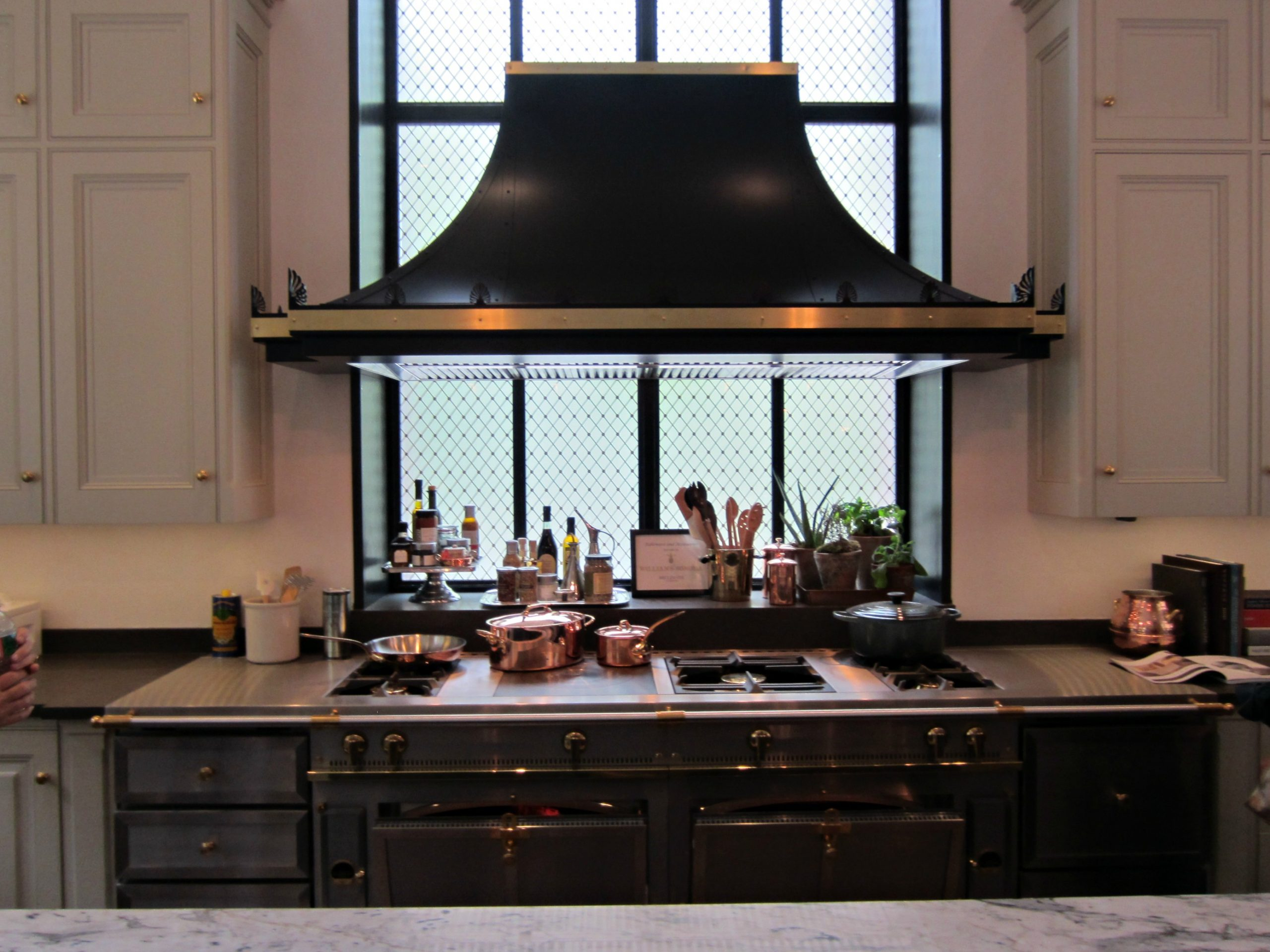 Kitchen from a Designer Showhouse