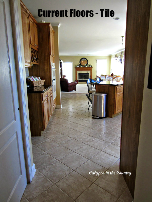 Hardwood Floors In The Kitchen Yay Or Nay Calypso In The Country