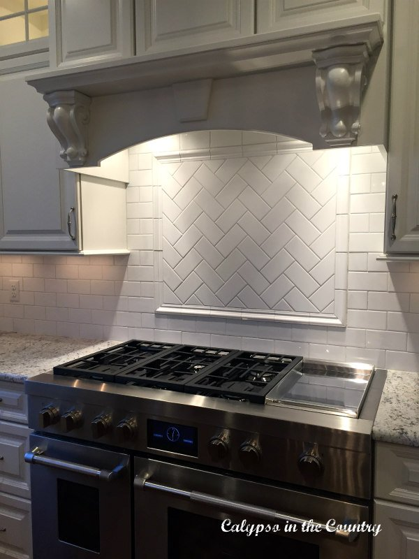 Subway Tile – How I Decided on the Pattern and Grout
