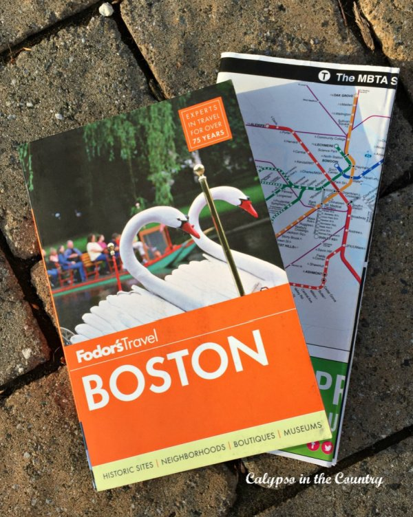 Boston with the Boys – Day One (and the hotel)