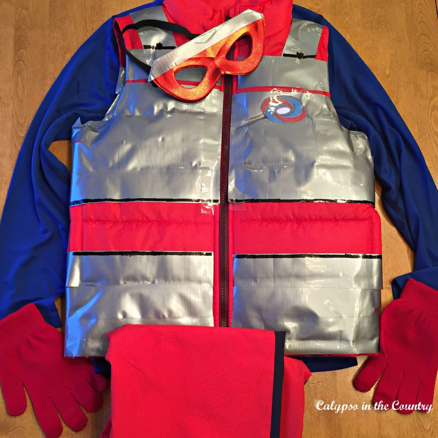 A Henry Danger - Kid Danger Inspired DIY Halloween Costume