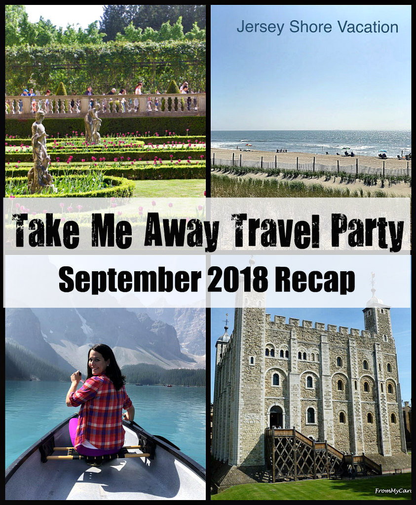 Highlights from the September 2018 Travel Link Party