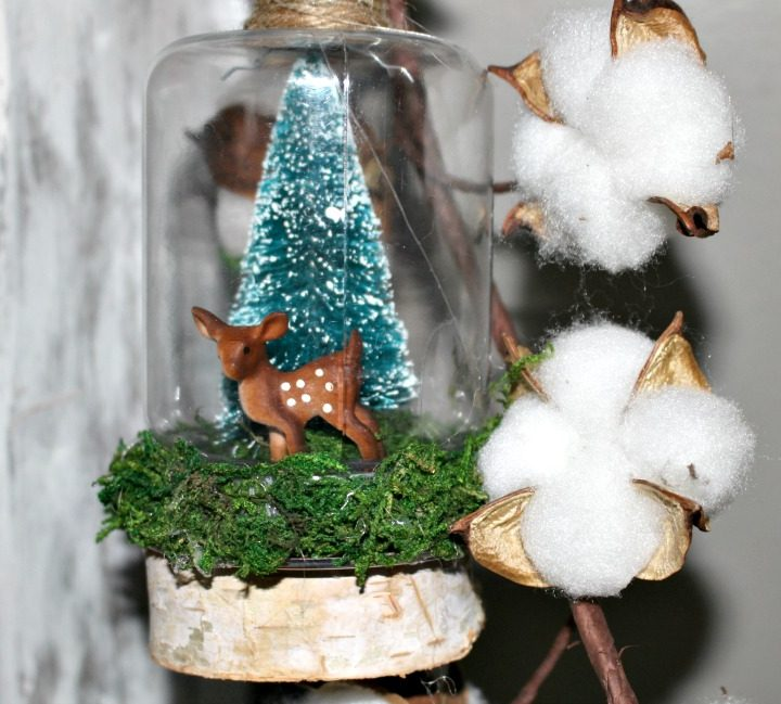 Snow Globe ornament - Best of the Weekend Feature