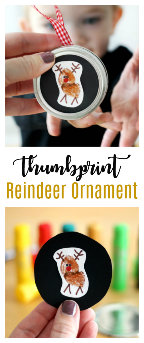 Reindeer Ornament - Best of the Weekend Feature