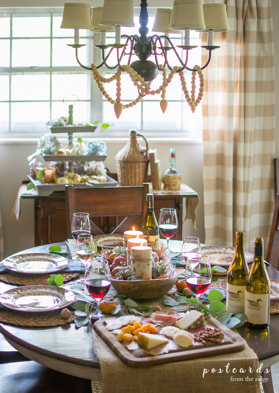 Thanksgiving Tablescape BOTW Feature 11-9-18
