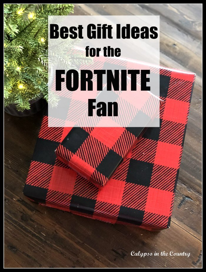 Gift Guide for Boys Who Love Fortnite