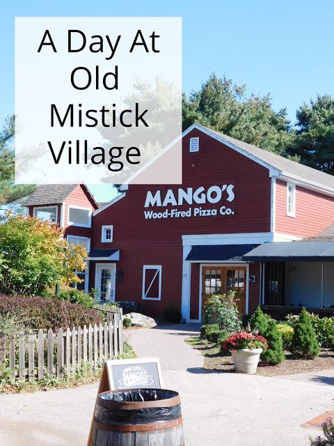Old Mistick Village