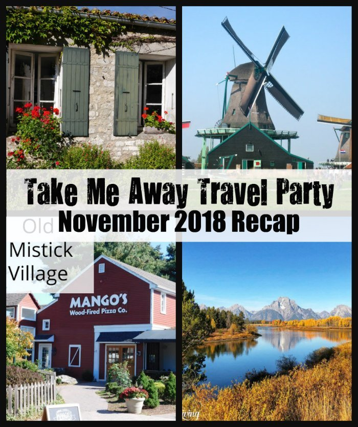 Travel Link Party Recap