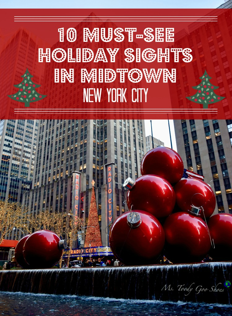 Must See Sights in Midtown New York City