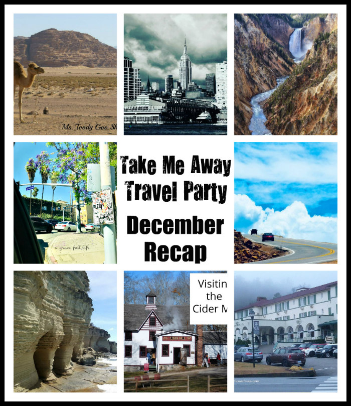 Travel Recap