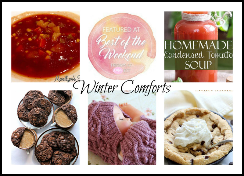 Winter Comforts features