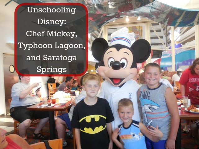 Mickey and Disney trip