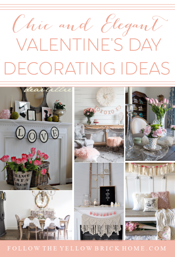 Valentine Ideas and Decorating