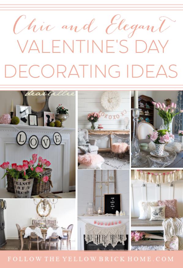 Valentine Ideas and Decorating