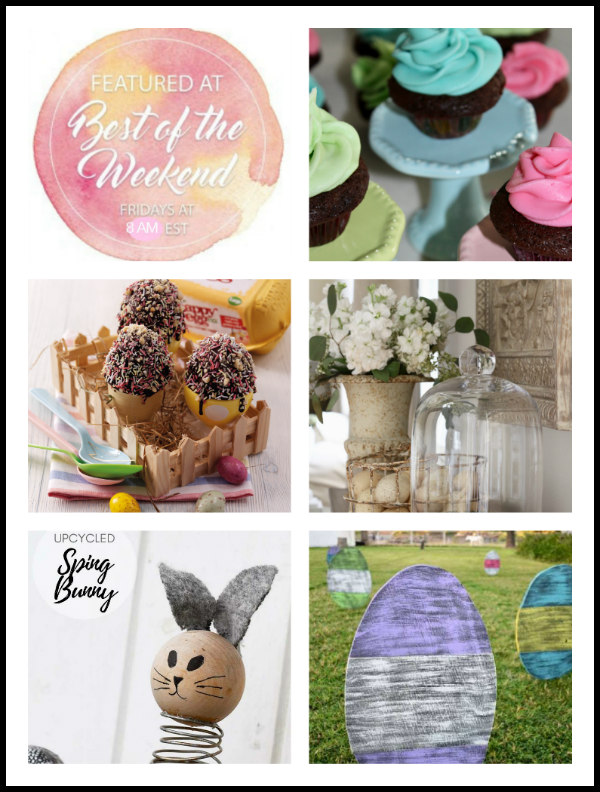 Easter Crafts and More