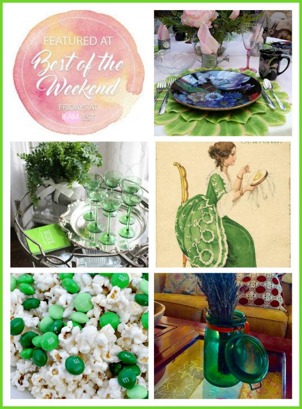 St. Patrick's Day Inspired