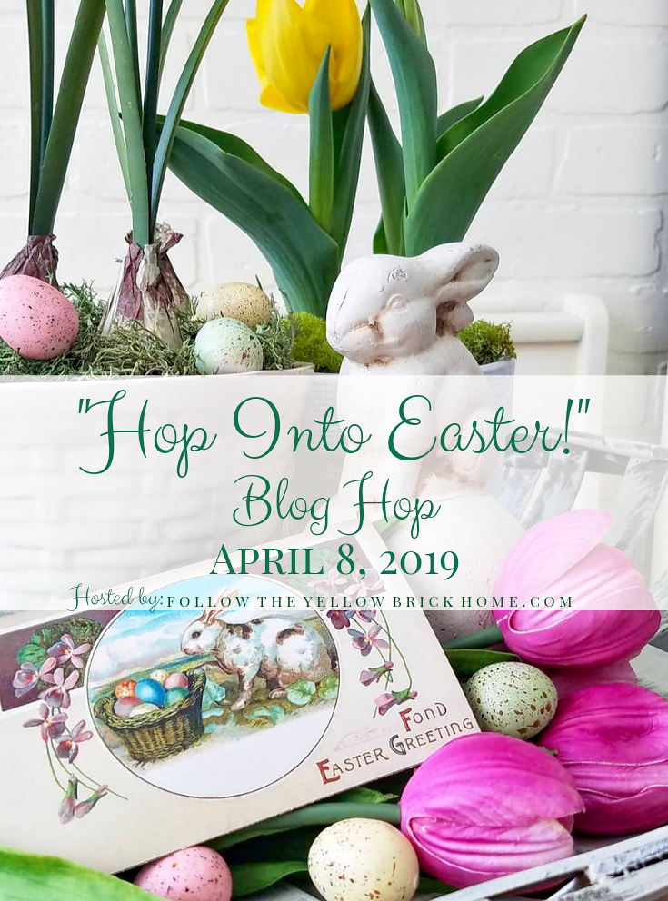 Hop into Easter Blog Hop