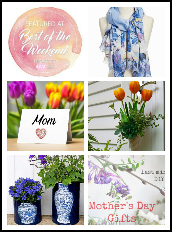 Celebrate the Moms features