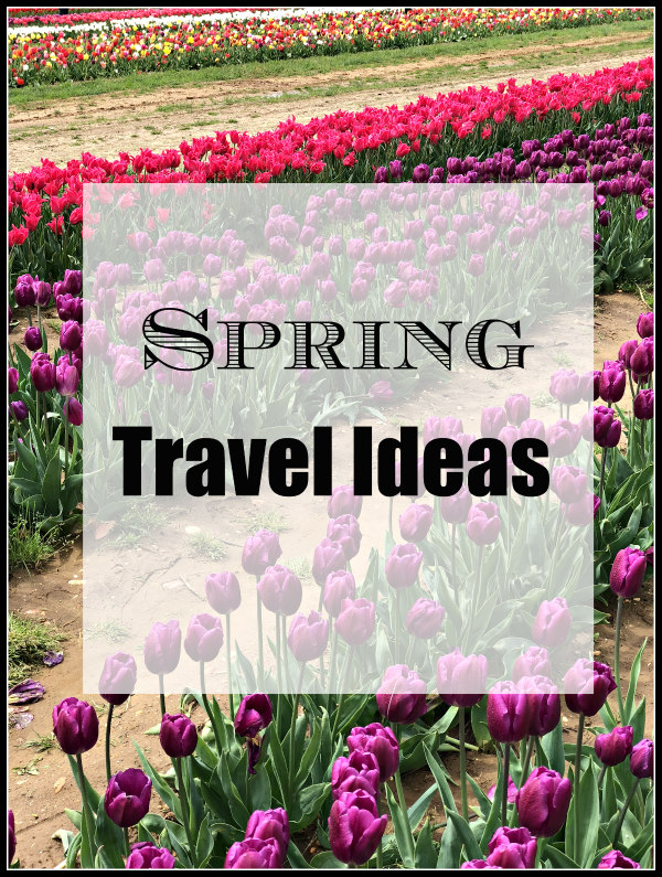 spring travel ideas