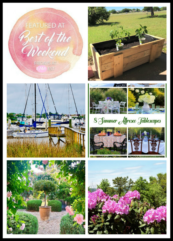 the great outdoors features from best of the weekend link party