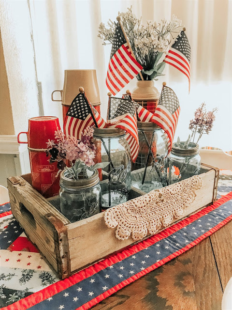 Farmhouse Summer Decor
