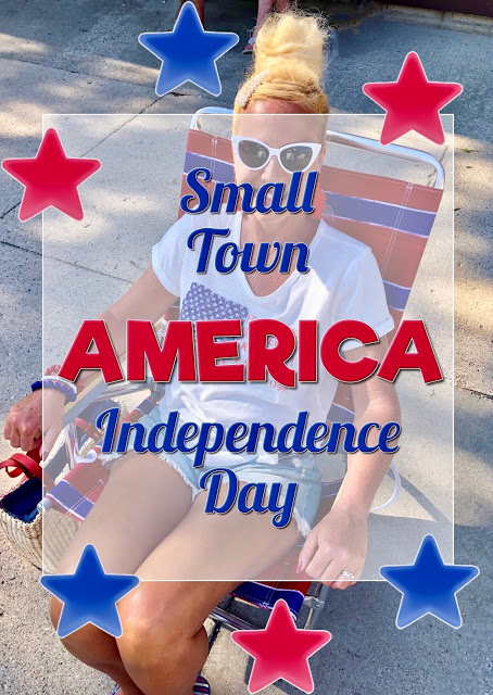 Small Town American Independence Day