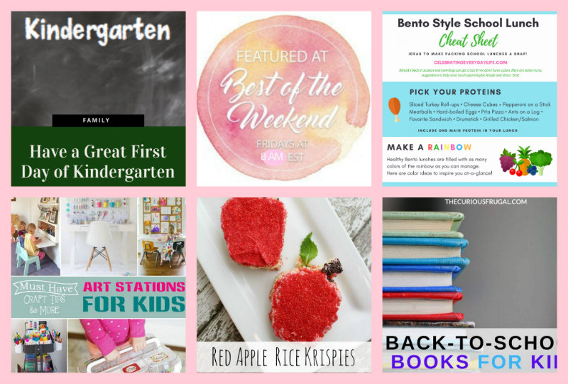 Back to School Ideas Featured