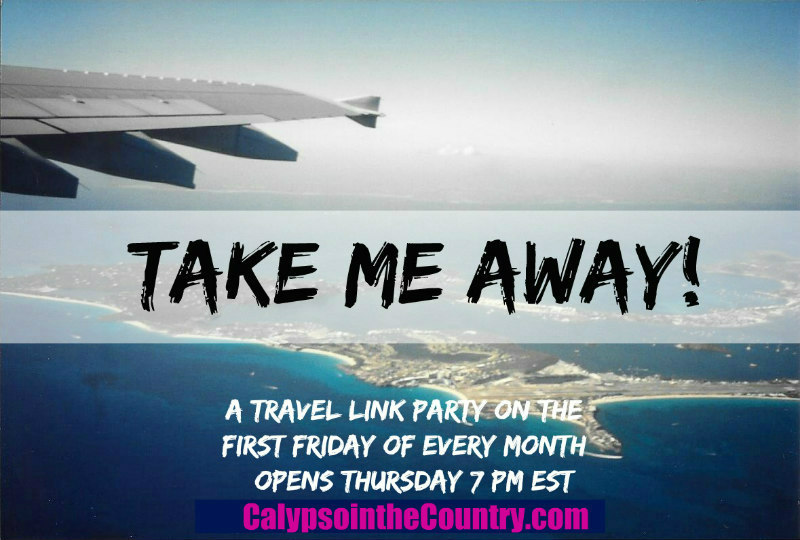 October Take Me Away Travel Link Party
