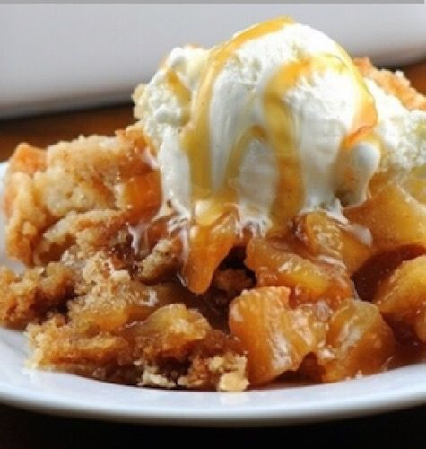 Apple Cobbler feature
