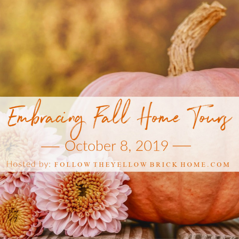 Embracing Fall Home Tours - Embracing Fall in the Dining Room