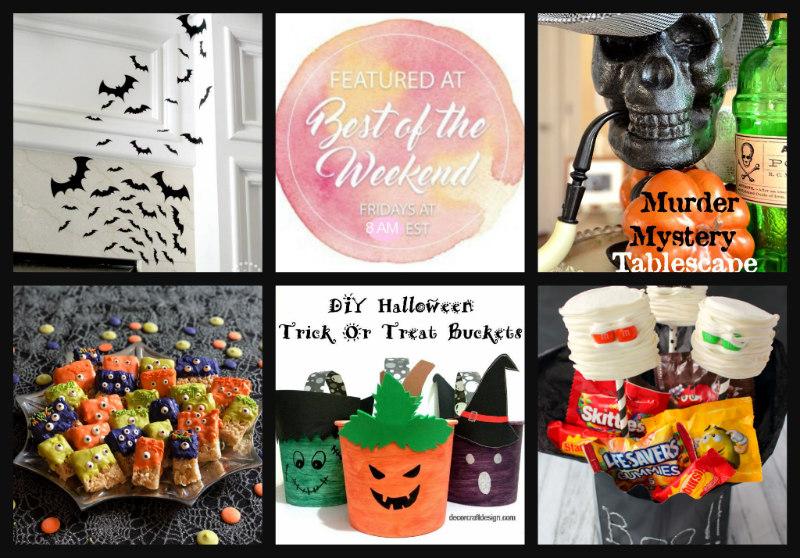 Preparing for Halloween Features