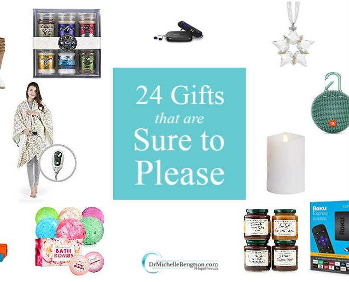 24 gift ideas