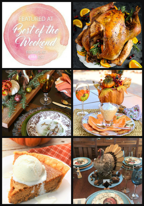Almost Thanksgiving Ideas