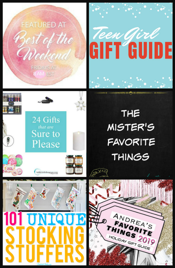 gift ideas from bloggers
