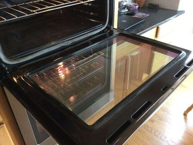 Oven window - most clicked feature