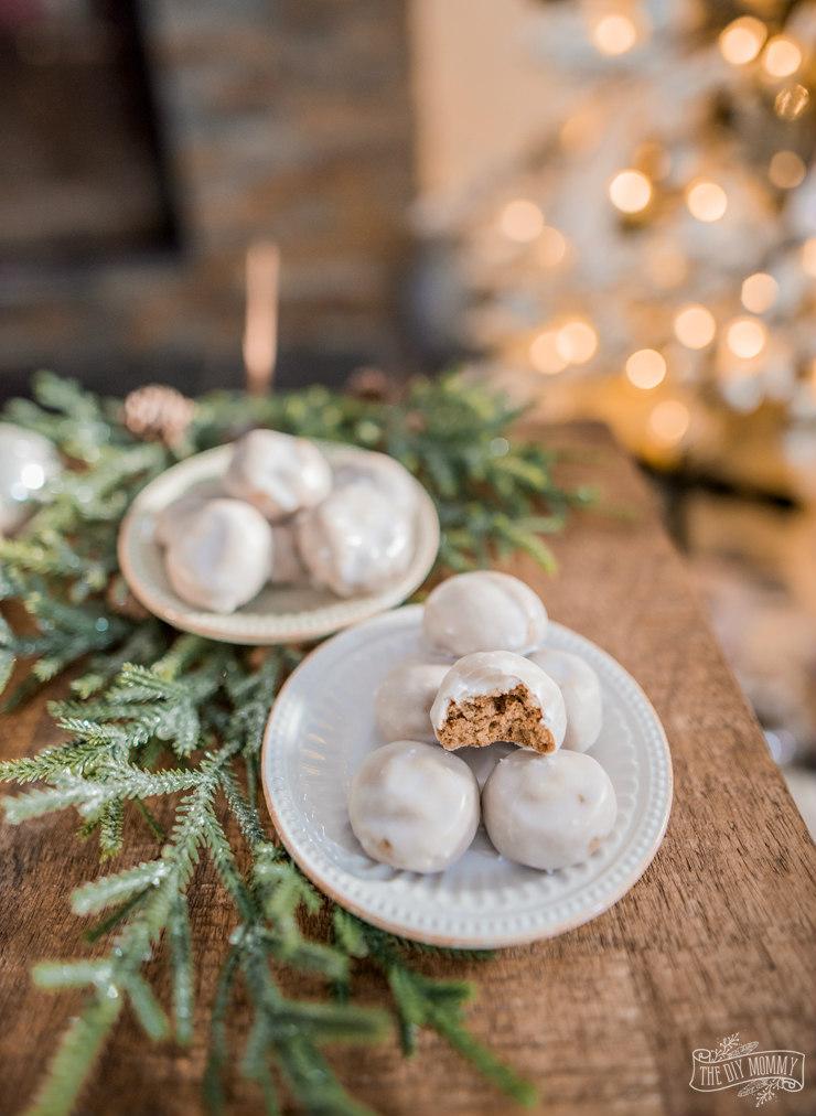 Pfefferneuse cookies - helpful holiday tips