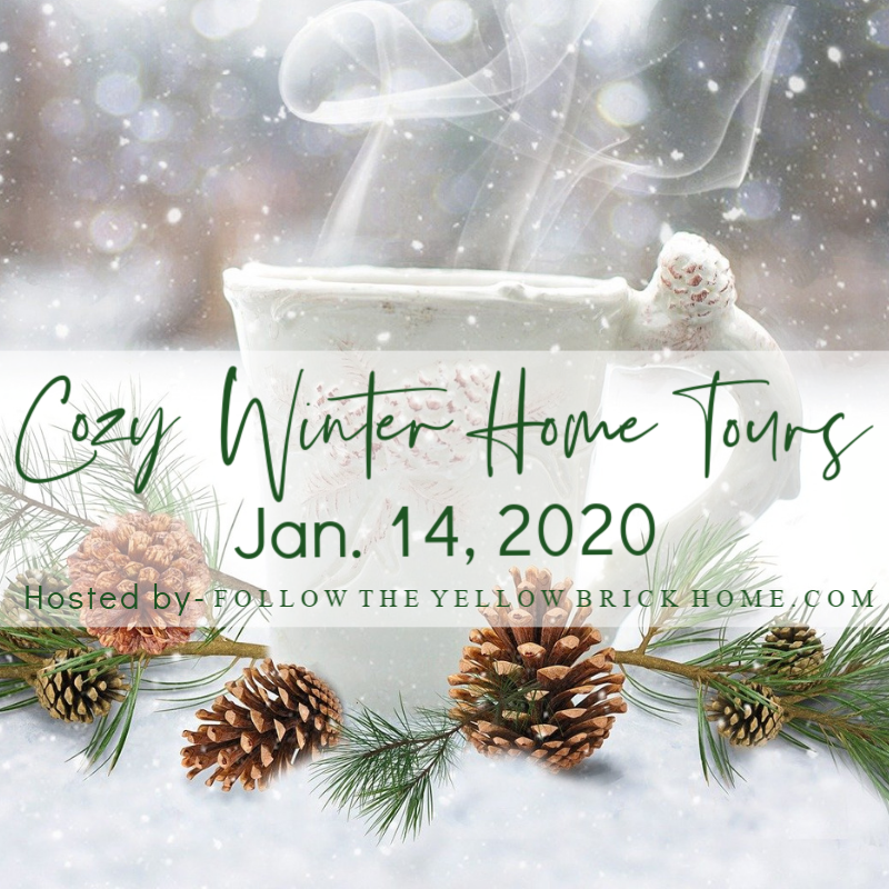 Cozy Winter Home Tours - ideas for January decorating