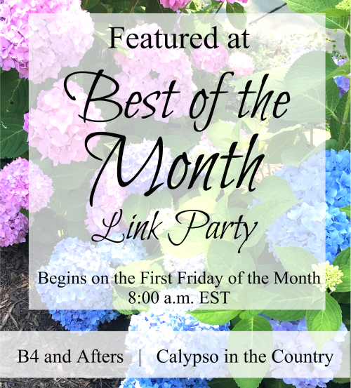 Featured at Best of the Month