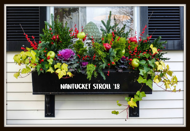 Nantucket Stroll from Preppy Empty Nester
