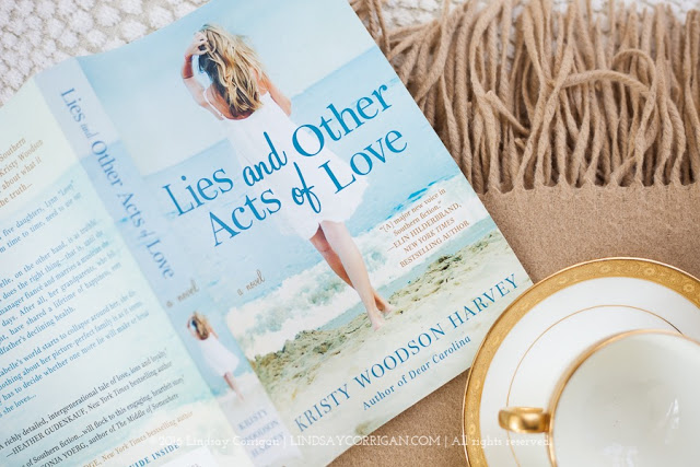 Lies and Other Acts of Love Book