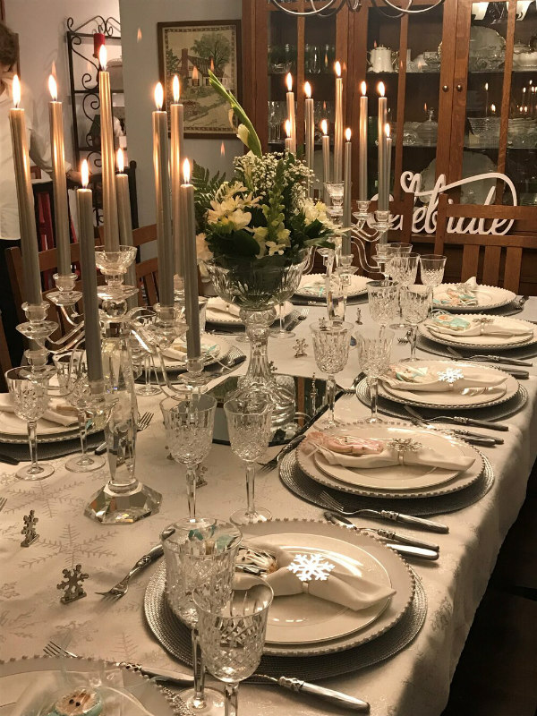 tablescapes for the year