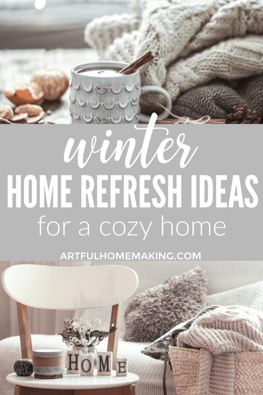 home refresh ideas