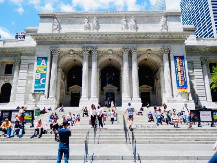 NY Public library