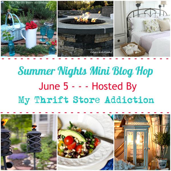 Summer Nights Blog Hop